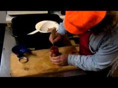 Canning buffalo fish