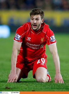 """Adam Lallana Liverpool FC hovoriť bod: Reds potrebujú kvalitné """"bona fide"""" získať goalscoring identitu, ale koľko budú musieť stráviť v lete? - Liverpool Echo"""