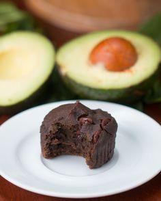 Healthier Brownie Bites
