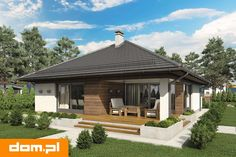 Narrow Lot House Plans, Facade, Gazebo, Sweet Home, Layout, Outdoor Structures, Studio, Outdoor Decor, Beach Houses