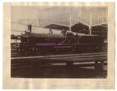 Glasgow SW Railway steam train no 88 Railway Photograph 1890 Carlisle Carlisle, Glasgow, Transportation, Train, Poster, Painting, Ebay, Paintings, Posters