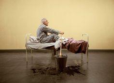 Teun Hocks (Fotografía holandesa- Inspiración Magritte)