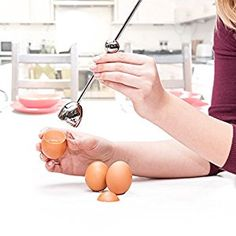 Best Kitchen Gadget- Egg Cracker By Gemenus
