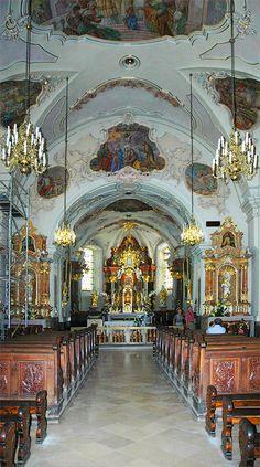 Basilica of St Anne - Gora Swietej Anny, Poland