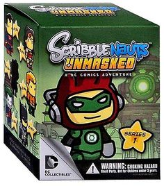 Scribblenauts UnMasked Blind Box Mini Figure -- Learn more by visiting the image link.