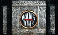 Wacker Tower Deco by Atelier Teee, via Flickr