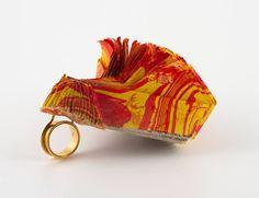 Design Department Shenkar   2013 ·    Ring by Roni Artzi