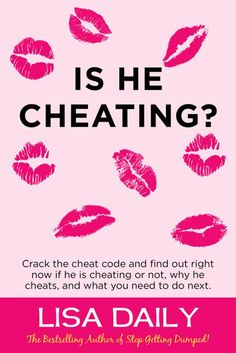 Is he cheating on you 829 telltale signs by infidelity expert ruth is he cheating by lisa daily fandeluxe Images