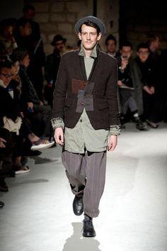 boho chic menswear junya-watanabe-mens-autumn-fall-winter-2013-pfw34
