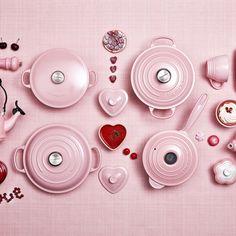 Le Creuset Auflaufform rechteckig 17 x 26 cm Chiffon Pink Bleywaren