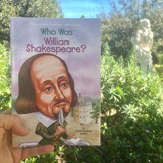 Who Was William Shakespeare? Available at the Huntington Store.  www.thehuntingtonstore.org