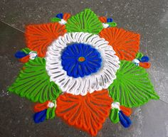 Rangoli Designs, Independence Day, Hats, Diwali, Hat, 4th Of July Nails, Hipster Hat, 4th Of July