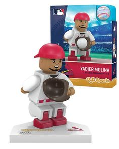 St. Louis Cardinals YADIER MOLINA Limited Edition OYO Minifigure