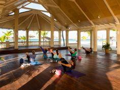 Yoga Vacation