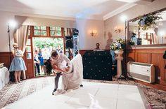 Nunsmere Hall, wedding, venue, couple, first dance