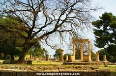 Ancient Olympia - Olympia - #Greece