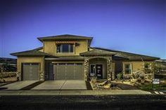 Gardner Grand Junction - Spyglass Model Home Custom Home Builders, Custom Homes, Make Build, Display Homes, Model Homes, House Floor Plans, Building A House, New Homes, Sweet Home