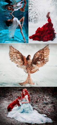 These are all gorgeous! - Fairytale wedding photos