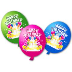 Free Download: Paper Balloon Wall decorations