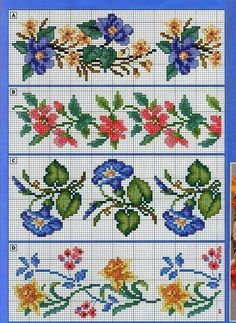Thrilling Designing Your Own Cross Stitch Embroidery Patterns Ideas. Exhilarating Designing Your Own Cross Stitch Embroidery Patterns Ideas. Cross Stitch Bookmarks, Cross Stitch Rose, Cross Stitch Borders, Cross Stitch Flowers, Cross Stitch Charts, Cross Stitch Designs, Cross Stitching, Cross Stitch Embroidery, Hand Embroidery