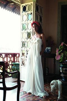 Lakshmi Menon photographed by Mikael Jansson, Vogue, May 2009.