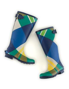 Wellies at Boden