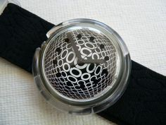 Dots PWK166 Pop Swatch Watch