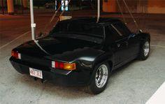 1970 PORSCHE 914 CUSTOM ROADSTER - Rear 3/4 - 21571