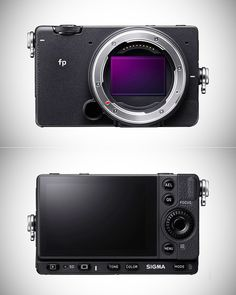Sigma Reveals the World's Smallest Full-Frame Mirrorless Camera Called the 'fp' Golf Swing Analysis, Motion Images, Homeless People, Image Makers, Photography Tips, Conceptual Photography, Dance Photography, Underwater Photography, Creative Photography