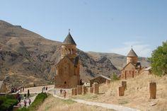 Klosteranlage Noravankh in Armenien