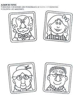 Mi primer etapa escolar : Fichas de apoyo para fortalecer la lectura y escritura Writing Activities, Classroom Activities, Summer Camp Activities, Elementary Spanish, Family Units, Spanish Lessons, Spanish Class, Kids Education, Literacy