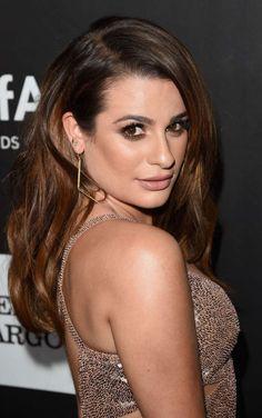 Lea Michele – amfAR LA Inspiration Gala in Hollywood