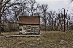 500px / Blog / Cabin In The Woods