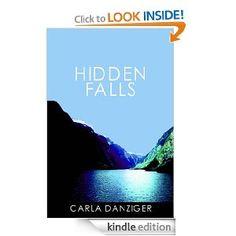Hidden Falls on Kindle!