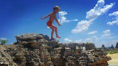 #australia #aussiephotos #warrnambool #wanderlust #surf #sea #sun #sky #clouds #wandergram #wanderlust #aroundtheworld #travel #outdoors #boy #kid#son#love#live #life #bestoftheday #art #rock#balance #climbing #dance #yoga#mindfulness #hippie #happy by adrunsink