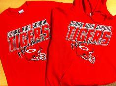 Ozark Tigers Football