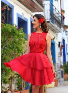 Grade Prom Dresses Short Mini Cheap Red Homecoming Dresses Lace Keyhole Back Sexy Evening Party Dress for Juniors Short Prom Dresses Uk, Short Graduation Dresses, 2016 Homecoming Dresses, Junior Party Dresses, Prom Party Dresses, Dresses 2016, Dress Party, Mini Shorts, Red Cocktail Dress