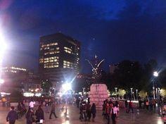 México City, Alameda Central