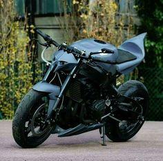 Concept Motorcycles, Custom Motorcycles, Custom Bikes, Cars And Motorcycles, Moto Bike, Motorcycle Bike, Street Fighter Motorcycle, Bike Pic, Super Bikes