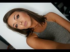 Tutorial | ABH Modern Renaissance Palette + Becca x Jaclyn Hill Champagne Face Palette - YouTube