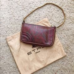 Flash SALE!!!Authentic Etro bag Pre loved condition.  trade price 120$ Etro Bags Mini Bags