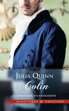 Les Reines de la Nuit: La chronique des Bridgerton T4, Colin de Julia Qui...