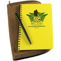 Waterproof Pen and Notebook