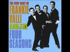 Candy Girl - The Very Best Of Frankie Valli And The Four Seasons