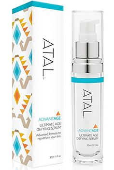 Advanced Anti Aging Serum by ATAL- Best Anti Wrinkle Moisturizer Cream with…