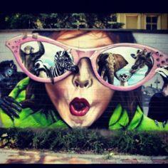 Amazing Graffiti and street art