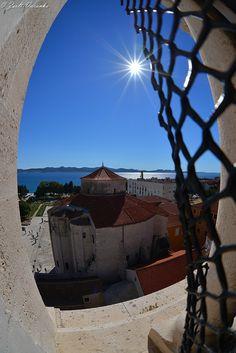 Zadar, Croatia   www.facebook.com/loveswish - Double click on the photo to Design & Sell a #travel guide to #Croatia www.guidora.com