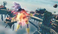E3 2016 Sony muestra nuevas imágenes de Gravity Rush 2