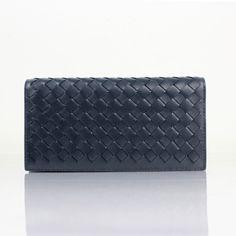 Bottega Veneta Outlet Online,Cheap Bottega Veneta Handbags Sale Bottega Veneta wallet BV313 dark blue [BV-1603-10270] - Quality: Grade A+++++(7 Stars), Super Replica bags made of 100% Genuine Leather.It looks and feels the same with the originals.Fe