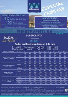 FUERTEVENTURA especial Familias Salidas 06/07 a 24/08 ultimo minuto - http://zocotours.com/fuerteventura-especial-familias-salidas-0607-a-2408-ultimo-minuto/